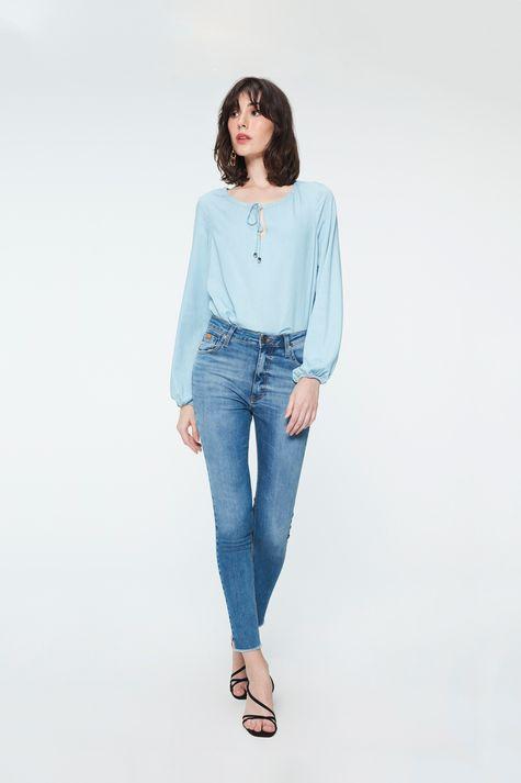 Calca-Jeans-Azul-Claro-Jegging-Cropped-Frente--