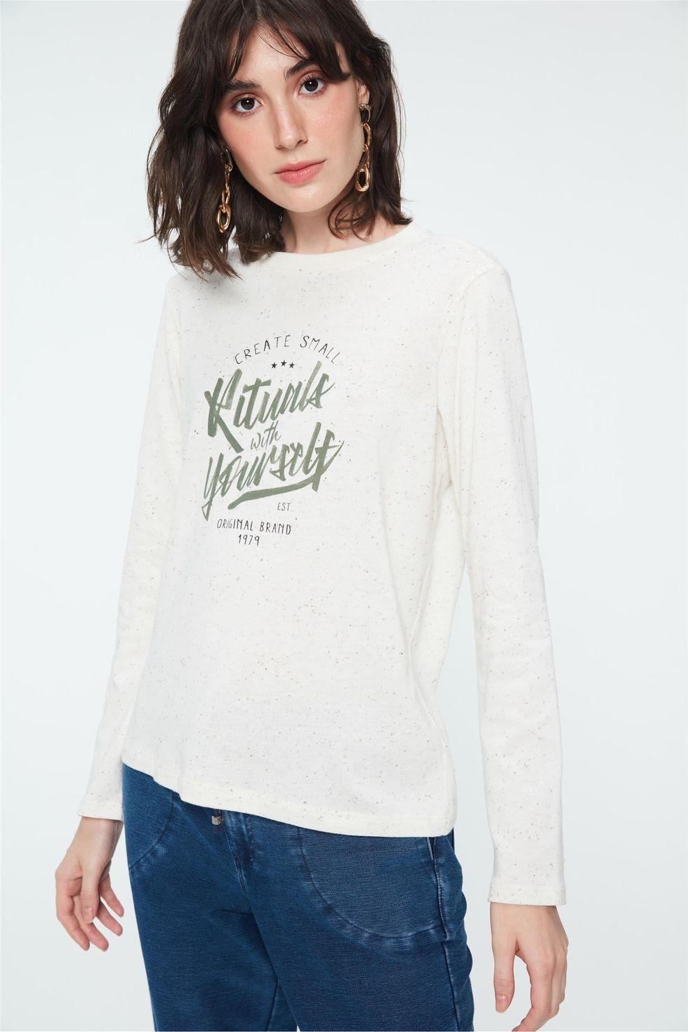 Camiseta-Estampa-Rituals-With-Yourself-Frente--