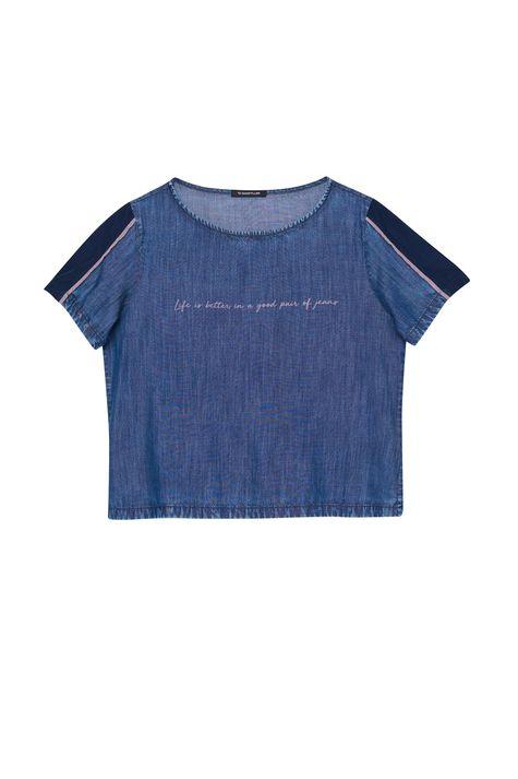 Blusa-Jeans-com-Recortes-Feminina-Detalhe-Still--