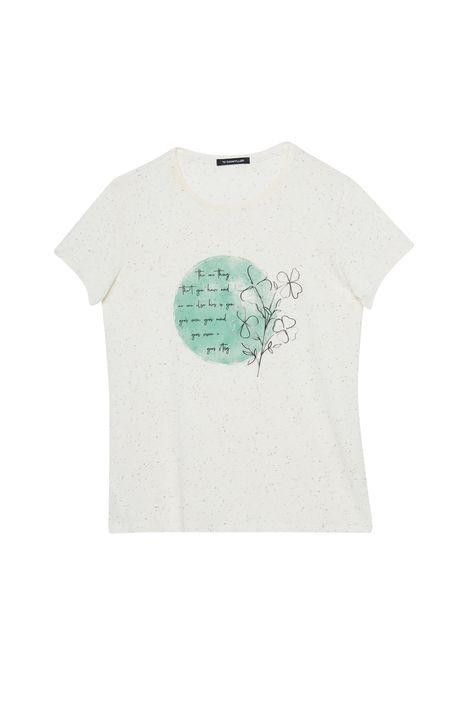 Camiseta-com-Estampa-de-Trevos-Feminina-Detalhe-Still--