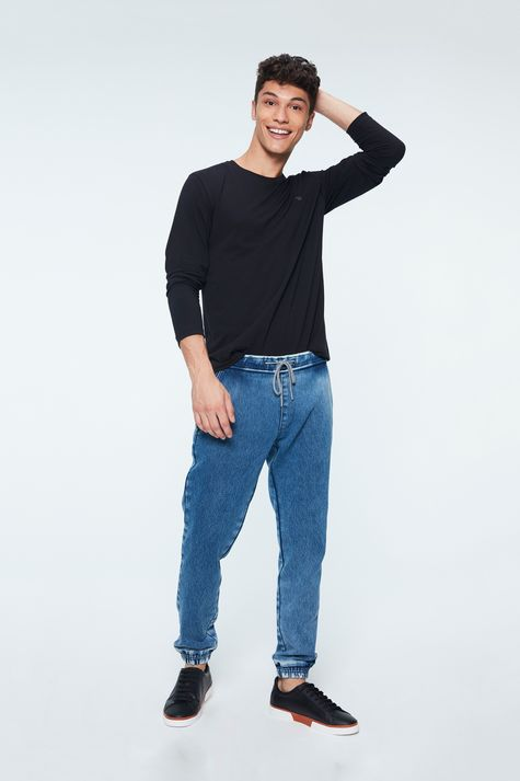 Calca-Jeans-Jogger-Masculina-Detalhe-2--