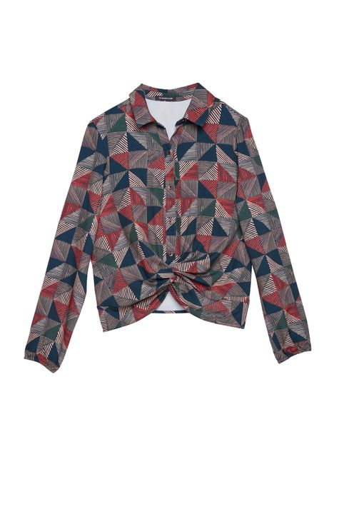 Camisa-com-Estampa-Geometrica-Feminina-Detalhe-Still--