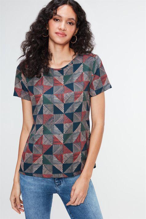 Blusa-com-Estampa-Geometrica-Feminina-Frente--