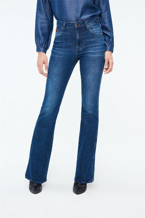 Calca-Jeans-Escuro-Boot-Cut-Cintura-Alta-Detalhe--