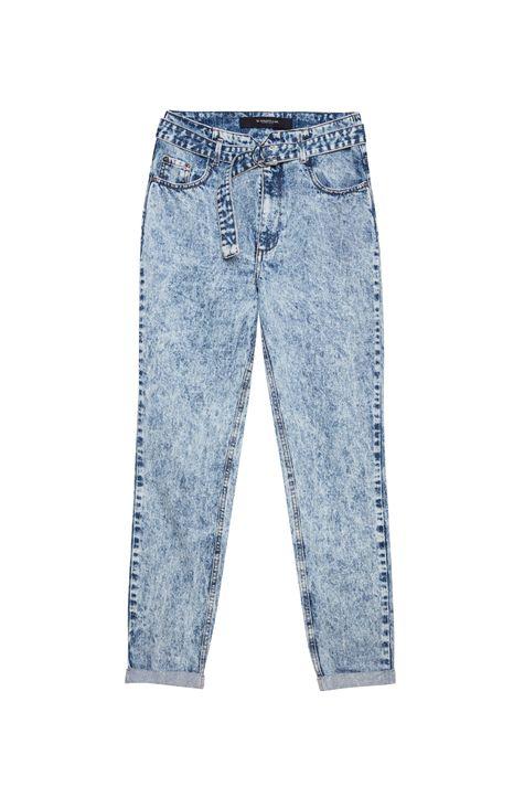 Calca-Jeans-Clochard-Cintura-Alta-Bleach-Detalhe-Still--