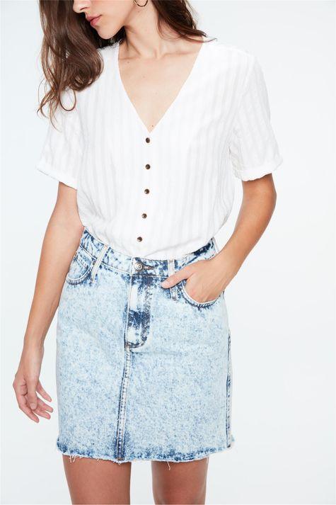 Saia-Mini-Jeans-Bleach-Frente--
