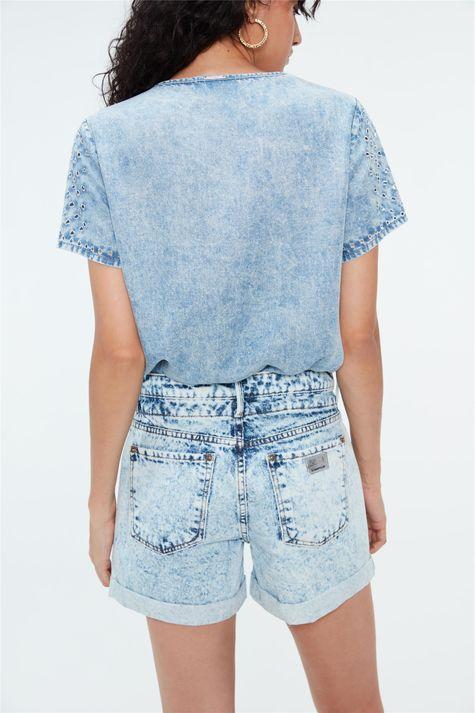 Short-Jeans-Solto-Cintura-Alta-Bleach-Costas--