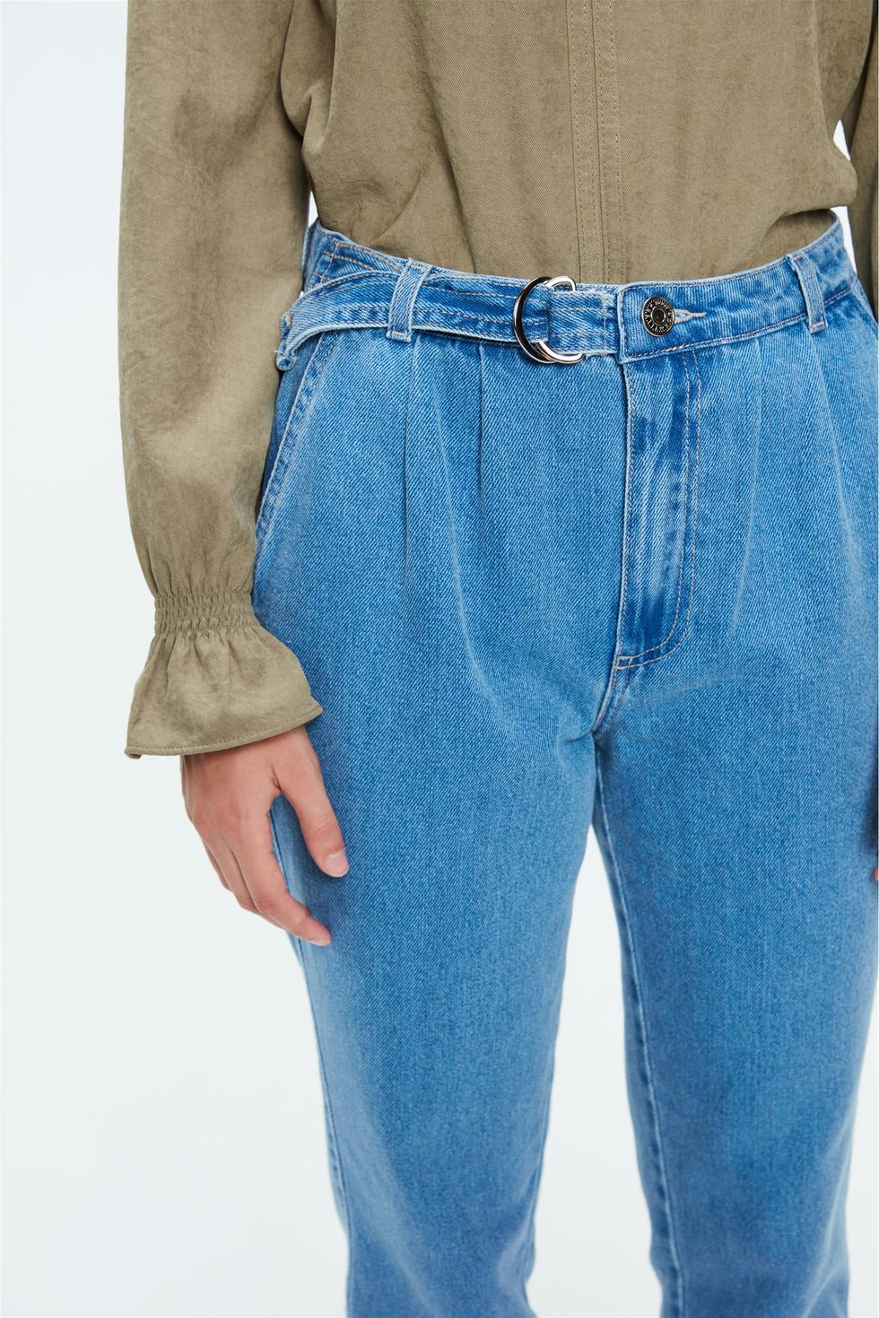 Calca-Jeans-Pleated-Feminina-Frente--
