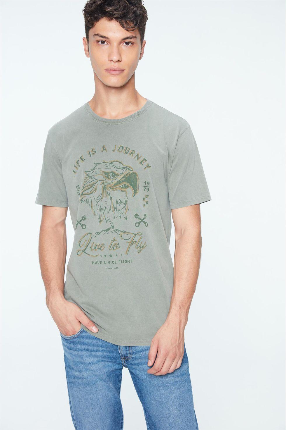 Camiseta-com-Estampa-Life-is-a-Journey-Frente--