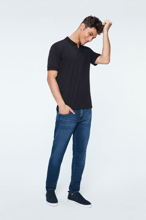 Camisa-Polo-Medium-Lisa-Masculina-Detalhe-1--