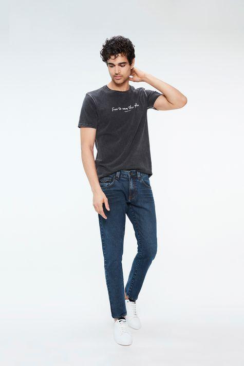 Calca-Jeans-Escuro-Skinny-Masculina-Frente--