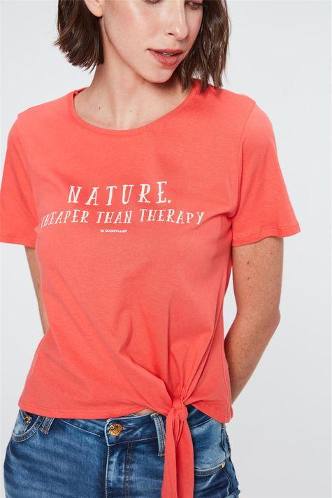 Camiseta-Cropped-com-Amarracao-Estampada-Frente--