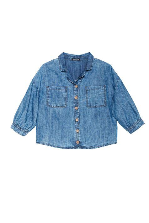 Camisa-Jeans-Manga-3-4-Ecodamyller-Detalhe-Still--