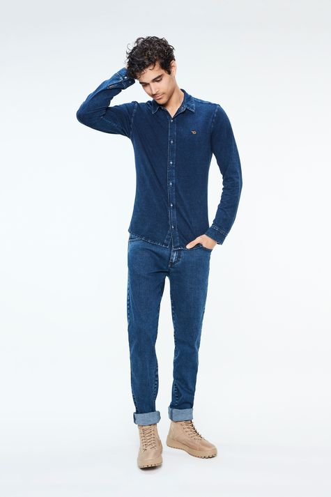 Camisa-de-Malha-Denim-Masculina-Detalhe-1--