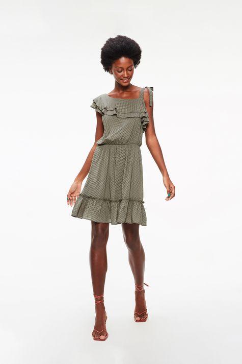 Vestido-Medio-Franzido-de-Babados-Poa-Detalhe-1--