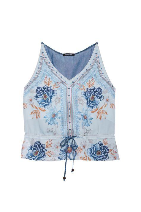 Blusa-Jeans-com-Estampa-de-Flores-Azul-Detalhe-Still--