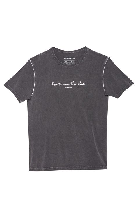 Camiseta-Malha-Denim-Preta-com-Estampa-Detalhe-Still--