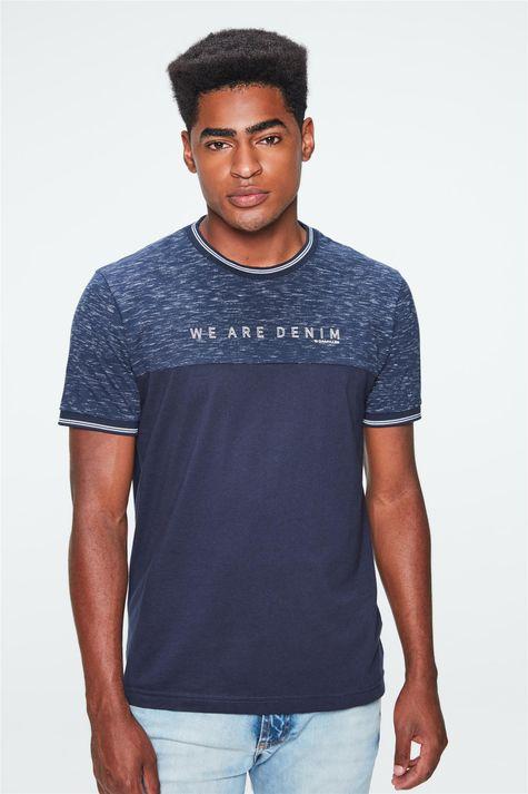 Camiseta-College-Estampa-We-Are-Denim-Frente--
