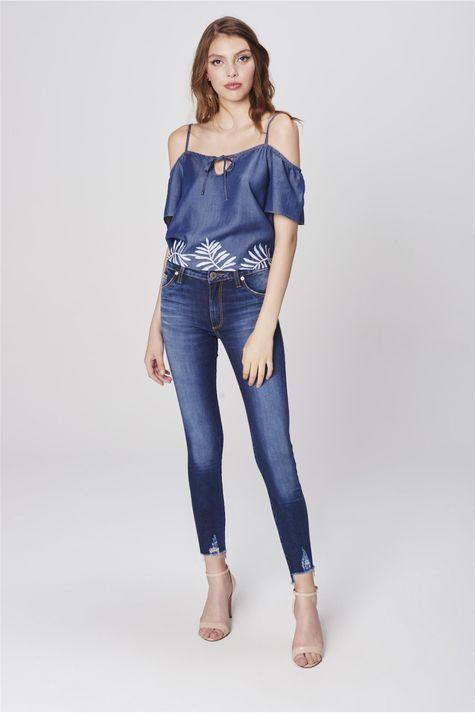 Calca-Jeans-Jegging-Cropped-Feminina-Frente--