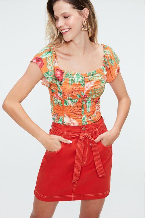 Blusa-Cropped-Ciganinha-Estampa-Tropical-Frente--