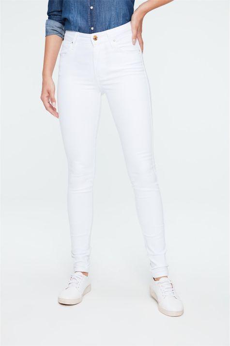 Calca-Color-Skinny-Cintura-Alta-Feminina-Frente-1--