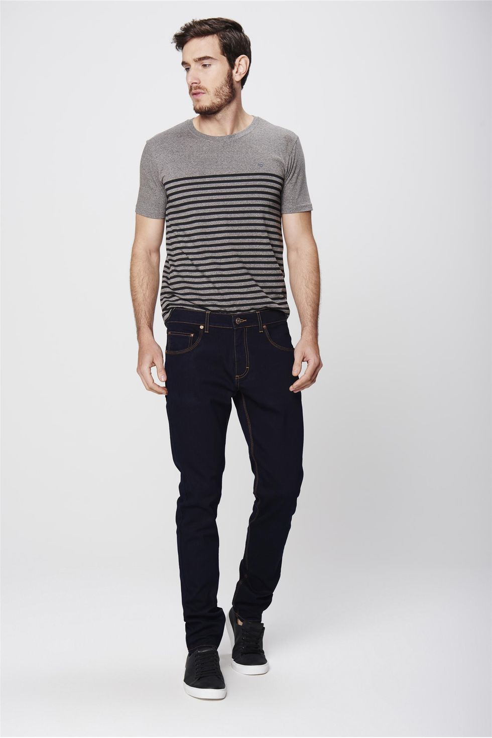 Calca-Skinny-Jeans-Masculina-Basica-Frente--