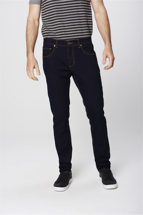 Calca-Skinny-Jeans-Masculina-Basica-Frente-1--