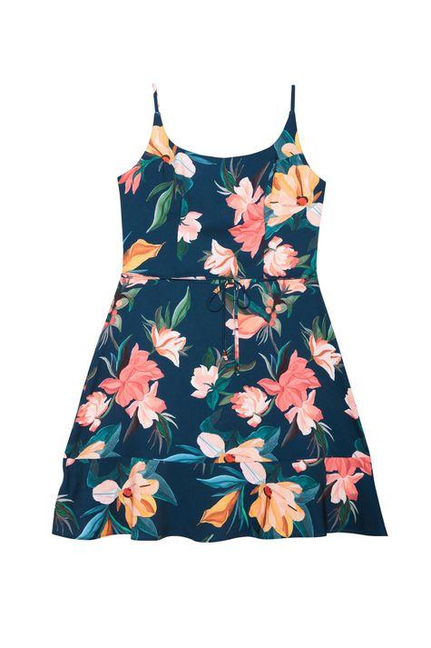 Vestido-Medio-de-Alca-com-Estampa-Floral-Detalhe-Still--