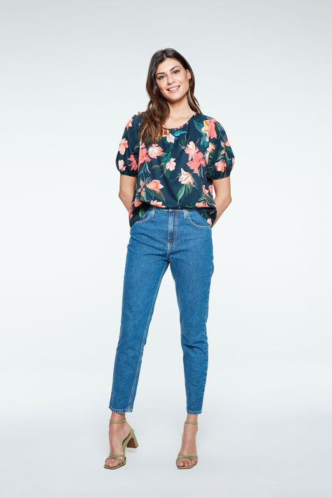 Blusa-Solta-com-Estampa-Floral-Detalhe-1--