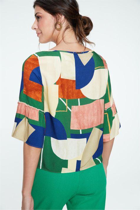 Blusa-de-Viscose-com-Estampa-Geometrica-Costas--
