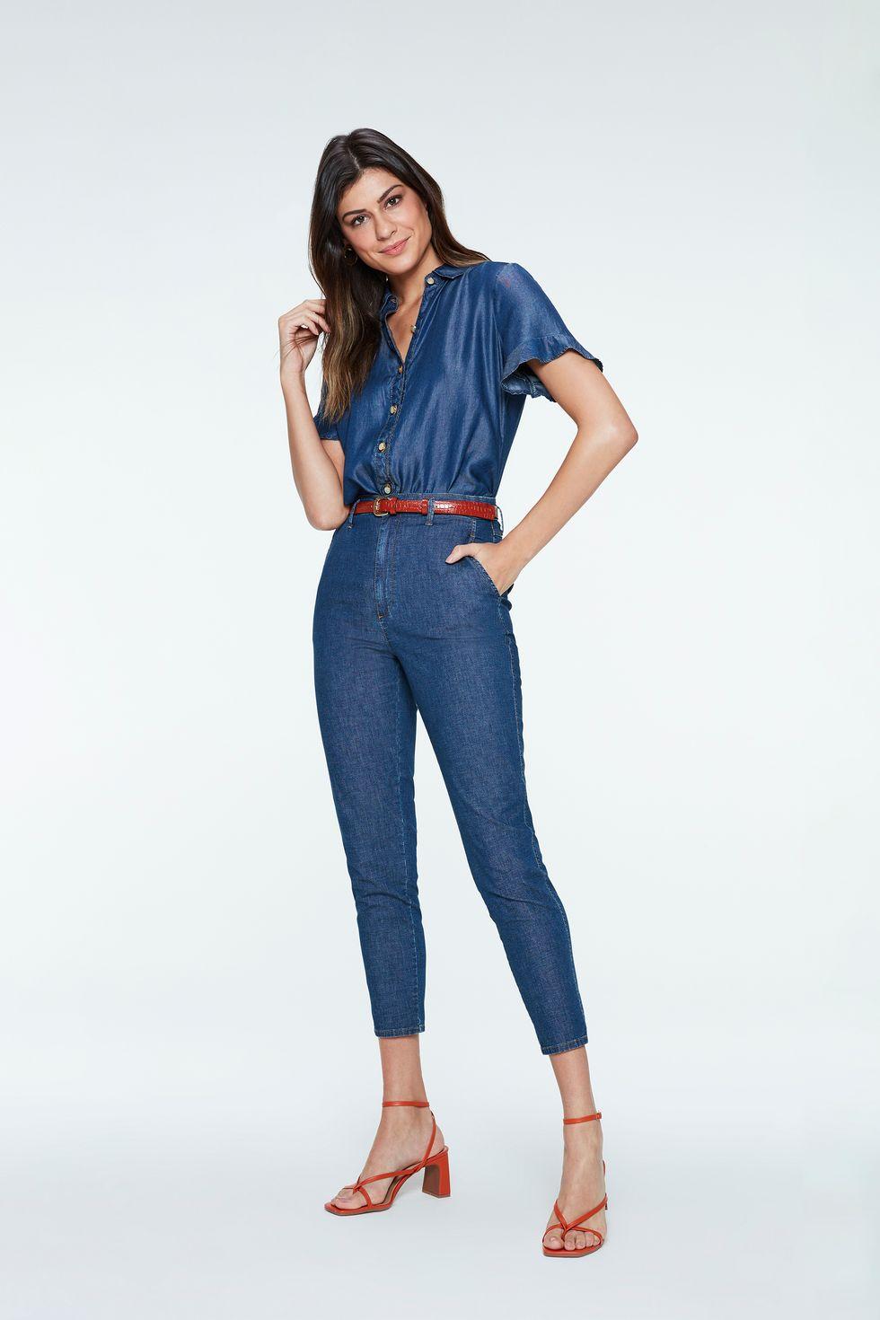 Calca-Jeans-Chino-Cintura-Super-Alta-Frente--