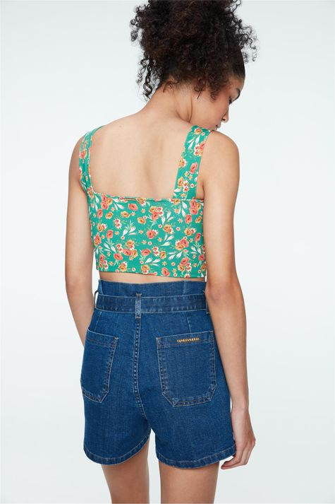 Short-Jeans-Clochard-Mini-Cintura-Alta-Costas--