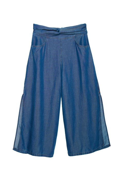 Calca-Pantacourt-Jeans-em-Liocel-Detalhe-Still--