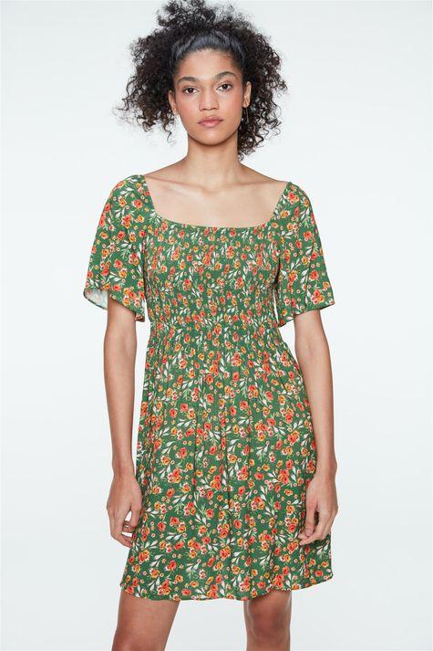 Vestido-Mini-Ciganinha-Floral-Frente--