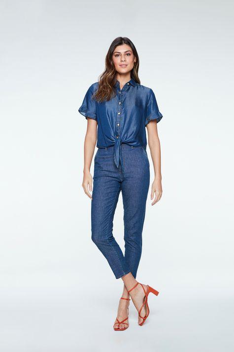 Camisa-Jeans-Manga-Curta-Feminina-Detalhe-1--