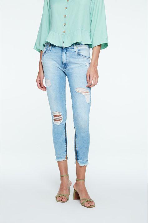 Calca-Jegging-Jeans-Cropped-Destroyed-Detalhe--