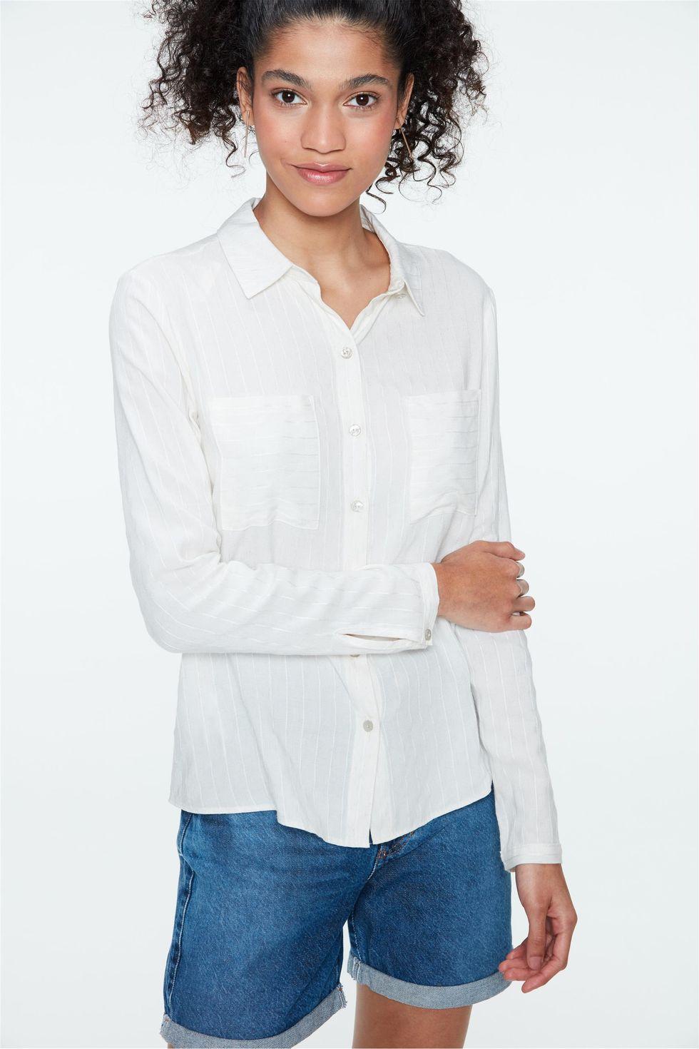 Camisa-Social-de-Listras-Feminina-Frente--