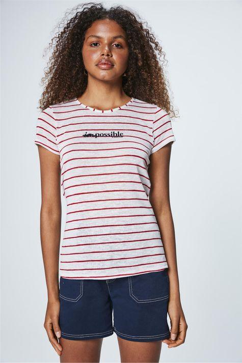 Camiseta-Listrada-com-Estampa-Possible-Costas--