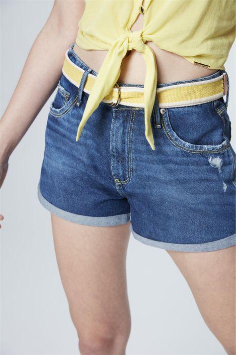 Short-Jeans-de-Cintura-Alta-com-Cinto-Frente--