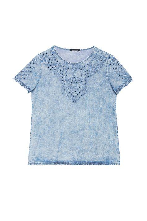 Camiseta-Jeans-Bleach-Detalhe-Still--