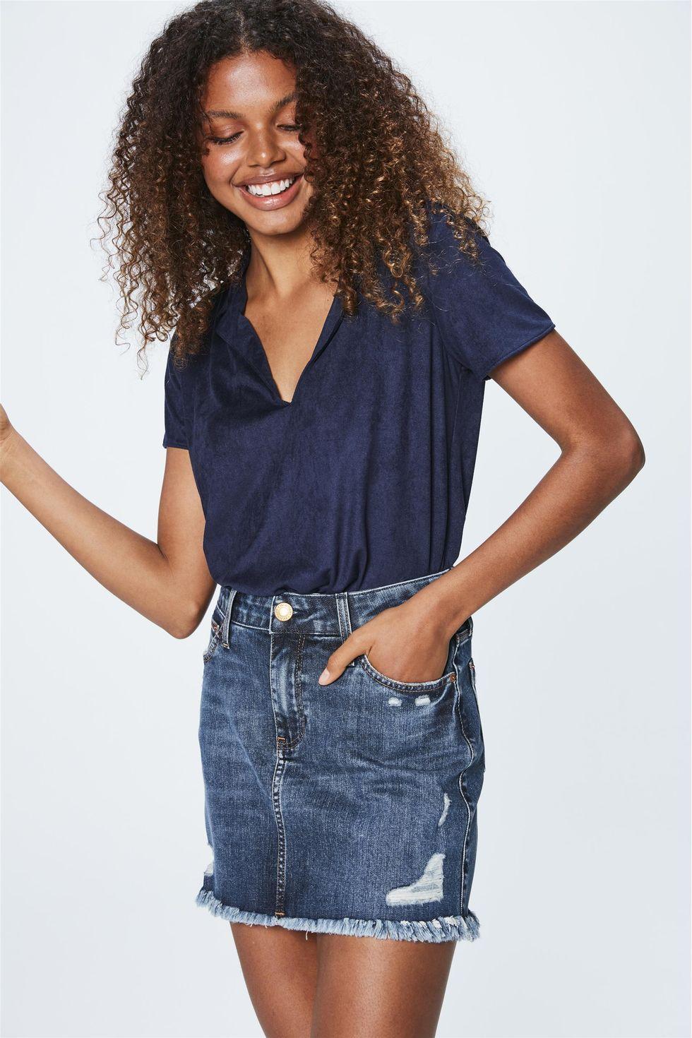 Saia-Mini-Jeans-Rasgada-Frente--