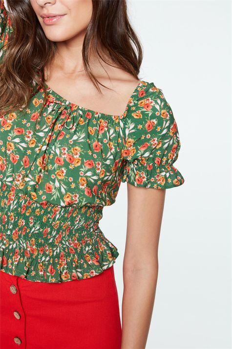 Blusa-Ciganinha-Cropped-Floral-Detalhe--