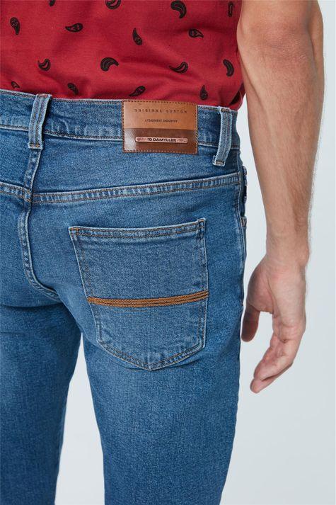 Calca-Jeans-Azul-Medio-Skinny-Masculina-Detalhe--