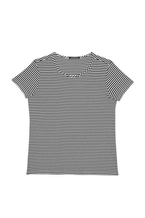 Camiseta-com-Estampa-Listrada-Feminina-Detalhe-Still--