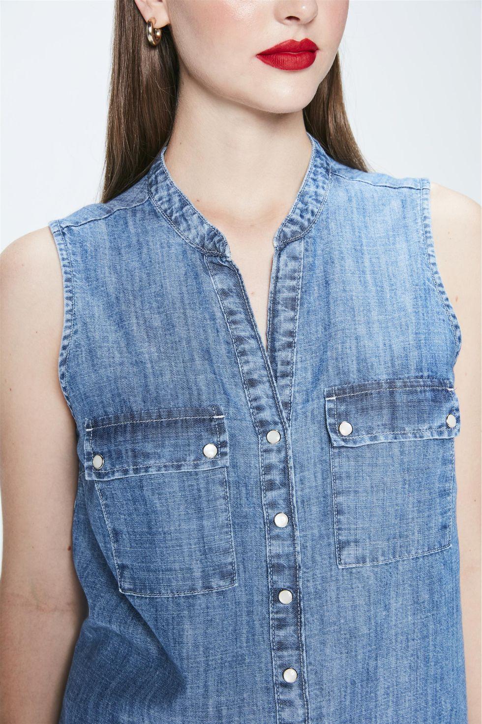 Camisa-Regata-Jeans-Feminina-Frente--