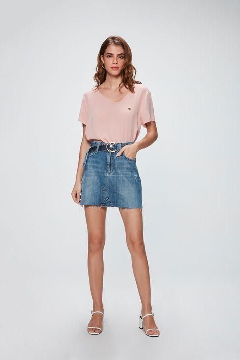 Camiseta-Basica-Decote-V-Feminina-Detalhe-2--