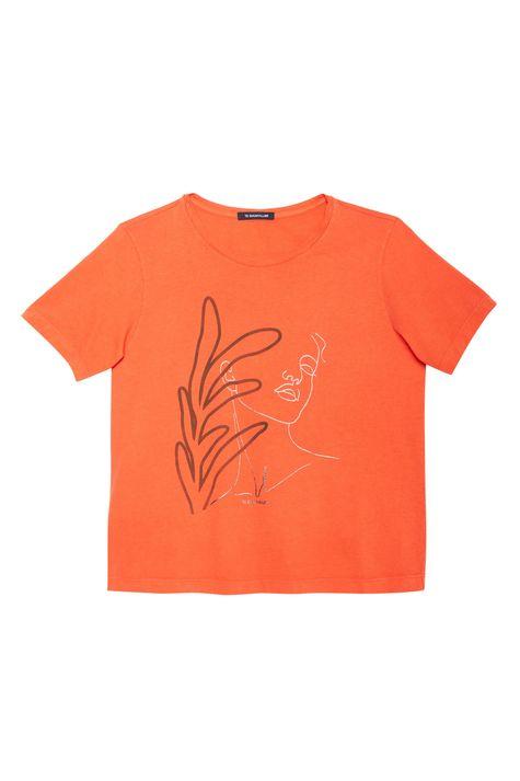 Camiseta-Tingida-com-Estampa-Feminina-Detalhe-Still--