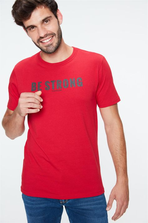 Camiseta-com-Estampa-Be-Strong-Masculina-Frente--