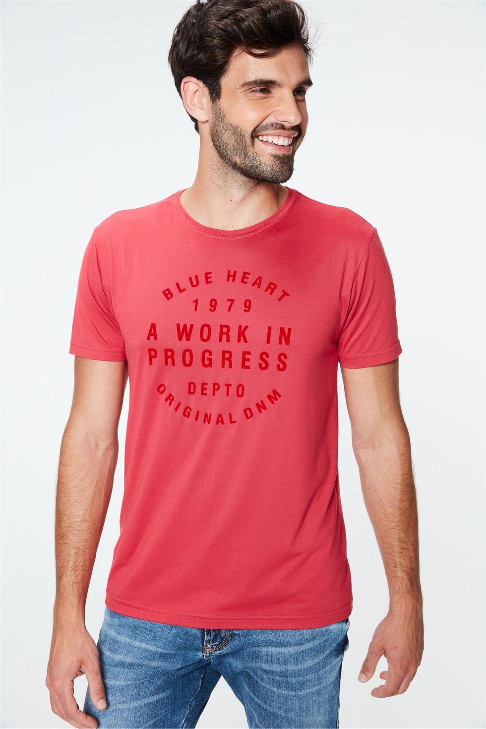 Camiseta-Estampa-Blue-Heart-Masculina-Frente--