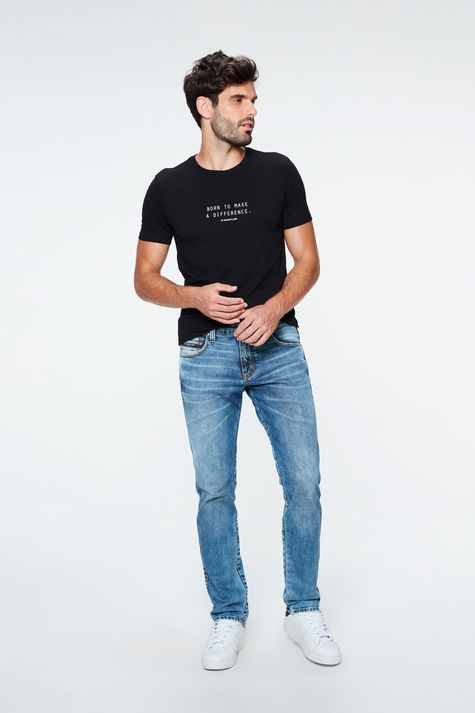 Calca-Jeans-Azul-Claro-Skinny-Masculina-Frente--
